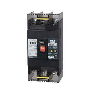 テンパール工業 漏電遮断器 GBL-102EC(時延形) 2P2E 75A  100mA 100AF ELB 102EC07100L|adwecs