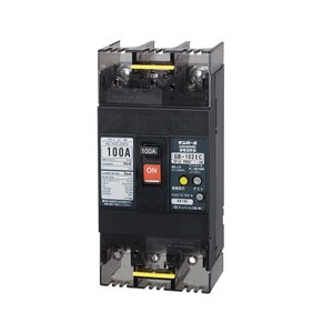 テンパール工業 漏電遮断器 GBL-102EC(時延形) 2P2E 100A  200mA 100AF ELB 102EC10200L|adwecs