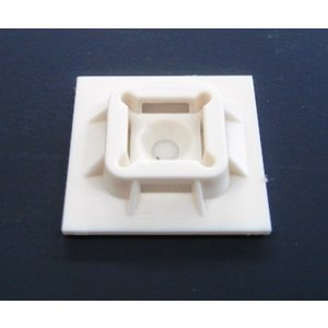 パンドウイット スーパーグリップ専用 粘着テープ付き固定具 ABM20B (100入)|adwecs