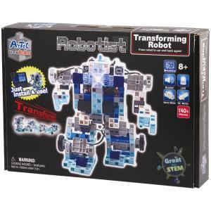 アーテック 153210 ArTecブロック ロボティスト トランスフォーミングロボット adwecs