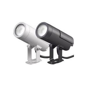 LED投光器 レディオック フラッド ニノ アウトドアスポットライト 狭角タイプ 昼白色 ダークグレイ ECF0121N/SA1/DG|adwecs