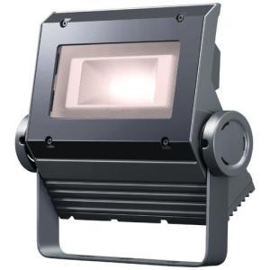 レディオック フラッドネオ 30クラス 超広角 ECF0395L/SAN8/DG 電球色 ダークグレイ|adwecs