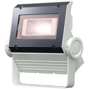レディオック フラッドネオ 30クラス 超広角 ECF0395L/SAN8/W 電球色 ホワイト|adwecs