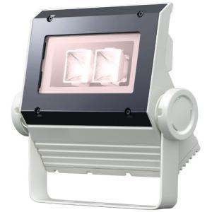 レディオック フラッドネオ 30クラス 広角 ECF0396L/SAN8/W  電球色 ホワイト|adwecs