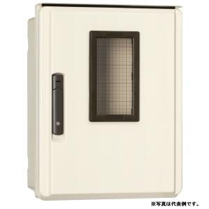 日東工業 FBA-11M(旧品番:FBA-11MB) FRP樹脂製引込計器盤ボックス・屋根なし|adwecs