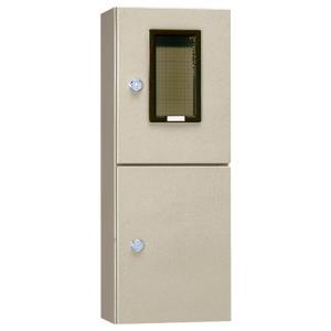 日東工業 MS-11BC クリーム塗装 引込計器盤キャビネット|adwecs
