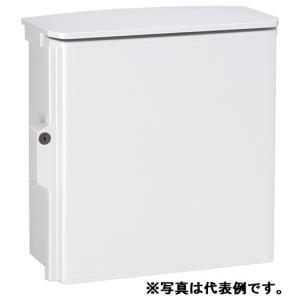 日東工業 OPK12-1525A キー付耐候プラボックス・屋根付
