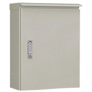日東工業 ORB16-45 ライトベージュ フカサ160 屋外用制御盤キャビネット・木製基板|adwecs