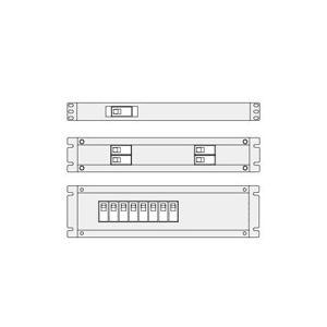 日東工業 RD86-1E2M2-S2-T1 背面出力タイプ(端子台AC出力) 1系統|adwecs