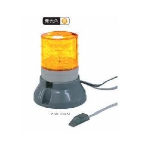 日恵製作所(NIKKEI) VL04S−100FAN 黄 ニコFAX φ45 FAX着信表示機 AC100V