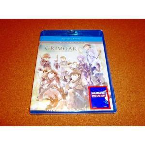 新品BD 灰と幻想のグリムガル 全12話+OVABOXセット 新盤 国内プレイヤーOK