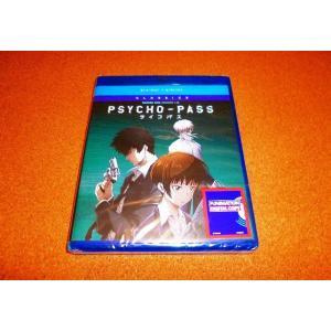 新品BD PSYCHO-PASS サイコパス 第1期 全22話BOXセット 新盤 国内プレイヤーOK