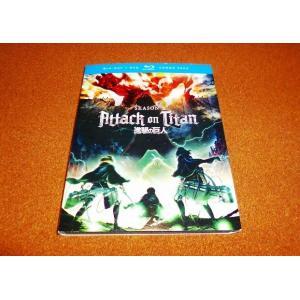 未使用DVD 進撃の巨人 第2期 全12話BOXセット 開封品 北米版リージョン1