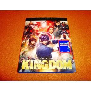 未使用DVD キングダム 劇場版 実写版 開封品 北米版リージョン1
