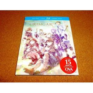 未使用DVD 灰と幻想のグリムガル 全12話BOXセット 開封品 北米版リージョン1