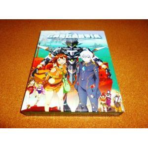 未使用DVD 翠星のガルガンティア 全13話+OVA2話BOXセット 開封品 北米版リージョン1
