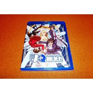 新品BD UQ HOLDER! 〜魔法先生ネギま!2〜 全12話+OVA3話BOXセット 北米版