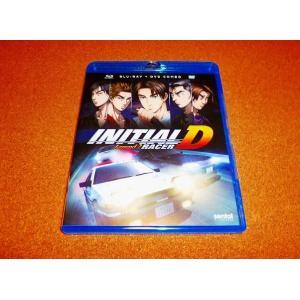 未使用BD 新劇場版 「頭文字D」 イニシャルD  Legend2−闘走− 開封品 北米版