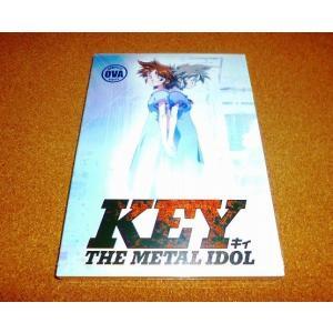 新品DVD KEY THE METAL IDOL OVA全15話BOXセット 国内プレイヤーOK