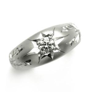 【地金素材】Pt900 【使用宝石】ダイヤモンド / 0.233ct 【グレード】SI2-I-GOO...