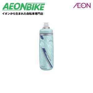 柔らかくて飲みやすい保冷ボトル620ml 2重構造+保冷素材で2倍の保冷性。冬は温かい飲み物の保温も...