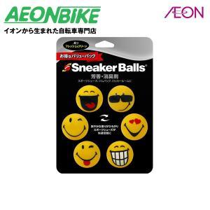 スニーカーボール (SNEAKER BALLS) ハッピーフィート バリューパック 芳香・消臭剤 D...