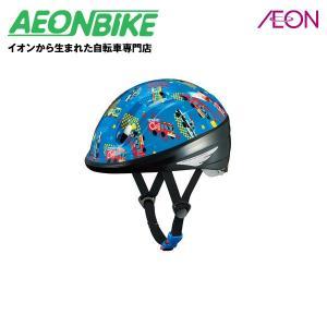 OGKカブト ブーニーS2 幼児用ヘルメット カーズブルー15 47〜52cm(1〜3歳目安)