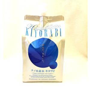 ナノ水素水 キヨラビ(KIYORABI) 500ml...