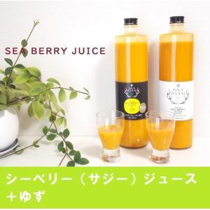グアマラル シーベリージュースジュース(サジー)+ゆず 720ml