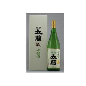 日本酒 聚楽太閤吟醸酒 17度 鳴滝酒造の商品画像|ナビ