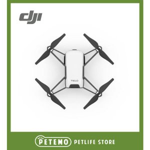 DJI Tello テロー 小型トイドローン カメラ付き 初心者 航空法規制対象外 80g ミニサイズ
