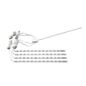 IKEA イケア DIODER ディオーデル LEDスティックライト4本セット ホワイト 601.194.16 60119416|afan-mori