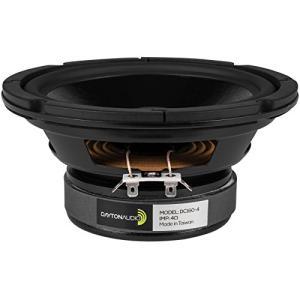 【国内正規品】Dayton Audio DC160-4 クラシックシリーズ スピーカーユニット 16cm ウーファー 4Ω afan-mori