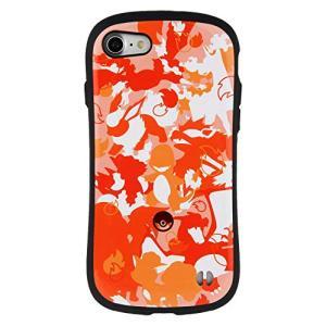 ポケットモンスター/ポケモン iFace First Class iPhone SE 2020 第2世代/8/7 ケース [ほのおタイプ] afan-mori