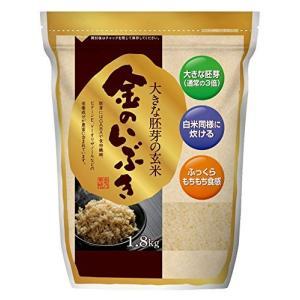 宮城県産 玄米 金のいぶき 1.8kg 令和元年産 afan-mori