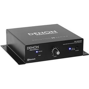 Denon Professional アンプ内蔵Bluetoothオーディオ・レシーバー DN-200AZB|afan-mori