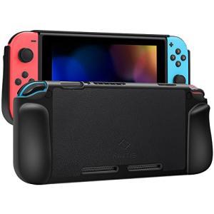 FINTIE for Nintendo Switch ケース ニンテンドースイッチ カバー 任天堂スイッチ グリップケース ハードバック保護カバーにP|afan-mori