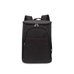 Langba 保冷リュック 大容量 保冷保温バッグ 2層式 クーラーバッグ 撥水 多機能リュックサック 大容量 通勤 運動会 買い物 旅行 ピクニック|afan-mori