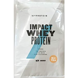 Myprotein マイプロテイン Impact ホエイプロテイン 5kg (限定フレーバー) ミルクティー|afan-mori