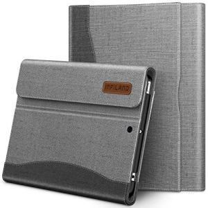 Infiland ipad mini5 ケース (2019春発売新型)スタンド機能 オートスリープ 超薄型 傷つけ防止 手帳型 ポケット付き 全角度保|afan-mori