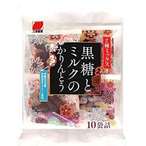 三幸製菓 黒糖とミルクのかりんとう 220g|afan-mori