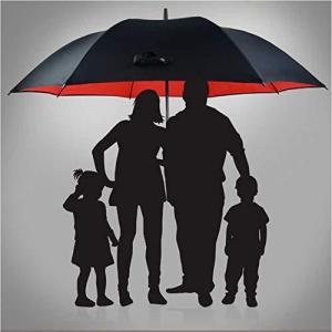 防風傘、メンズ傘、ベント付きダブルキャノピートラベル傘、ゴルフ傘|afan-mori