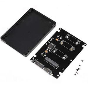 mSATA to 2.5 SATAアダプタ ASHATA Mini Pcie/m SATA SSD to 2.5inch SATAアダプタ外部ラップト|afan-mori