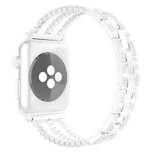 Apple Watch 6 バンド ATiC Apple Watch 交換用バンド 38mm/40mm アップルウォッチ6/5/4/3/2/1世代適用 afan-mori