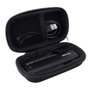 BUFFALO USB3.1(Gen2) 250GB 500GB 1TB ポータブルSSD 対応 収納ケース Aenllosi|afan-mori