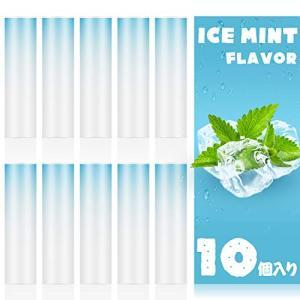 DR.VAPE互換 ドクターベイプ互換 カートリッジ アイスミント ICE MINT 専用ケースに収納可能 10個入り ニコチン無し NICOCO|afan-mori
