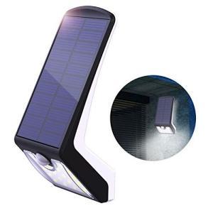 [最新版ソーラーライト] センサーライト 屋外 ソーラーライト 人感センサーライト ソーラー 屋外 特別な両面発光 ガーデンライト 6000k 超高輝|afan-mori