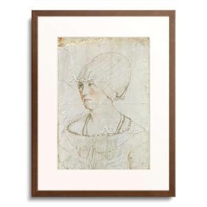 ハンス・ホルバイン(子) Hans Holbein der Jungere 「Dorothea Ka...