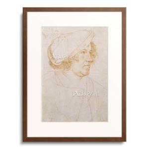 ハンス・ホルバイン(子) Hans Holbein der Jungere 「Jakob Meyer...