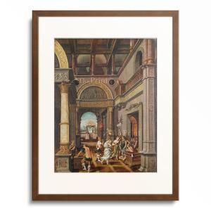 ハンス・ホルバイン(子) Hans Holbein der Jungere 「The Judgeme...